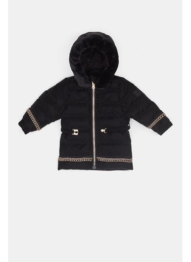 BG Baby Kız Bebek Siyah Mont 20Fw0Bg2726 Siyah